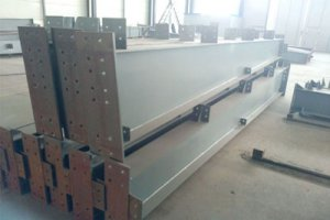 Hot sell structure foot bridge in China