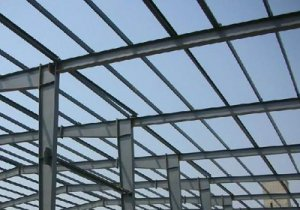 Light section steel structure