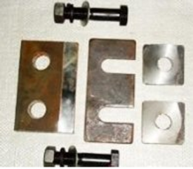 Sell Profiled crane trace press plate
