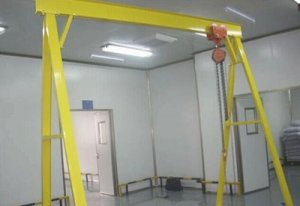 Sell Movable Portal Crane
