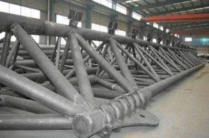 Sell Steel Pipe Truss, Steel Pipe Truss Application