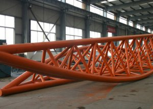 Sell Pipe Truss, Pipe Truss Application