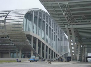 Steel Structure for Exhibition Hall