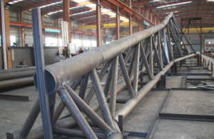 Steel Pipe Truss, Steel Pipe Truss for Sale