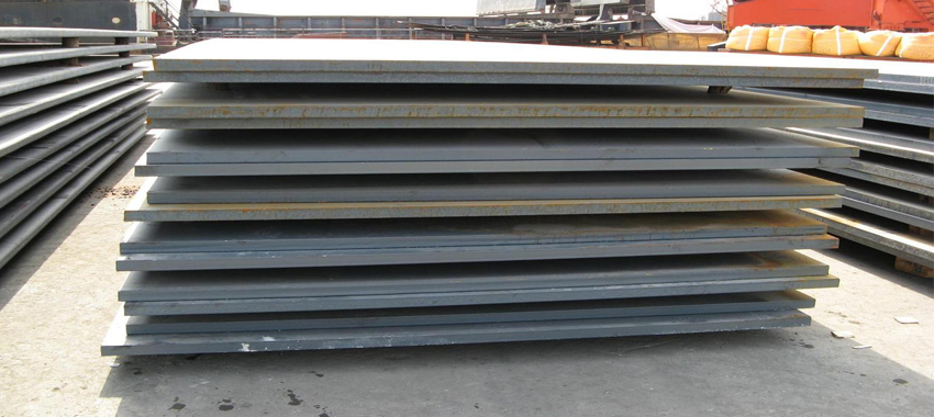 Top quality Q500NH weld weathering resistant steel plate