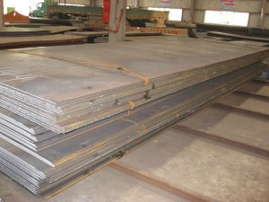 Price for hot rolled S355J2G2W weathering steel plate