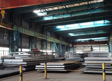 GB/T700 Q235B Low-alloy High-strength Steel Plate
