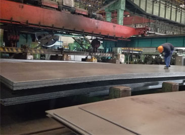 EN 10025 S355JR Yield Steel Plates Suppliers