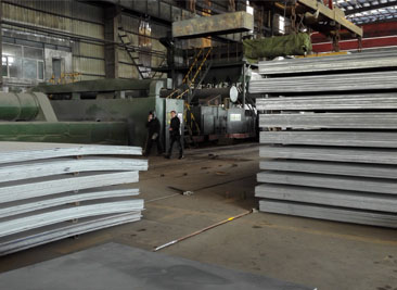 ABS Grade A Structure Steel Plate for Shipbuilding