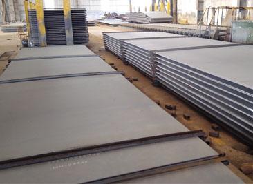 LR Grade AH36 Shipbuilding Steel Plates