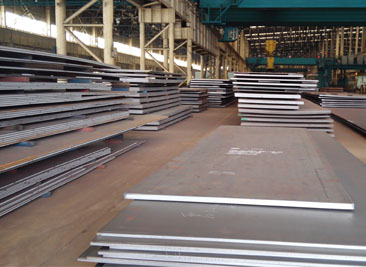 CCS AH36 Steel Plate For Shipbuilding