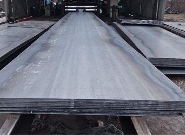 LR Grade EH36 Steel Plate For Shipbuilding