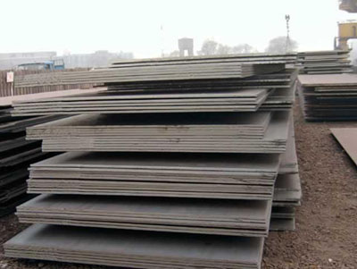 Q235 B steel plate and equivalent standard ASTM A36