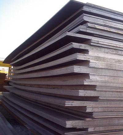 GB/T1591 Q345D Carbon and Low-alloy High-strength Steel Plat