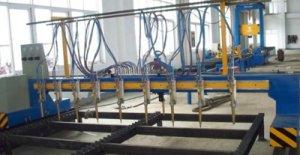 CNC punching main application