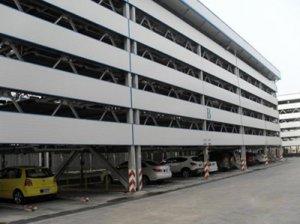 Parking lifting garage