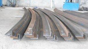 Angle steel Bending product