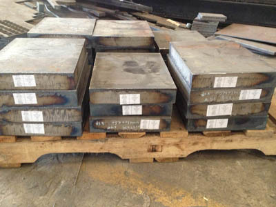What is the difference between Mild steel A36 and SS400?