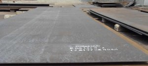 S355JR Steel Plate Laser Cutting Service Available