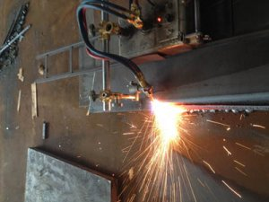 S275J0 Steel Plate Laser Cutting Service