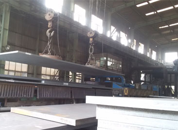 ASTM A283/ A283M Grade C Structural Carbon Steel Plate