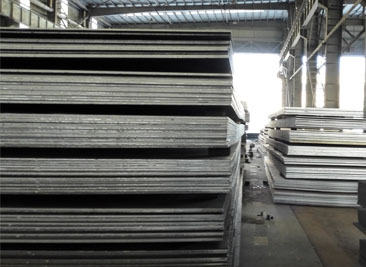 EN10025-2 S355JR Hot rolled products of structural steel