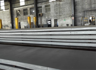 ASTM A572 high-strength Structural Steel Plate