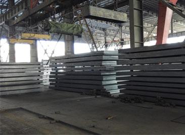 LR Grade A Shipbuilding steel plate