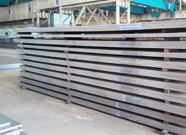 CCS Grade AH36 marine steel plate