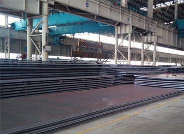 BV Grade AH36 Shipbuilding Steel Plate