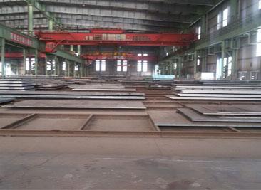 ABS EH36 High Tensile Shipbuilding steel plate