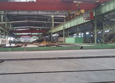 LR Grade EH36 High tension ship plate